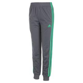 Boys 4-7x adidas Side-Stripe Tricot Pants
