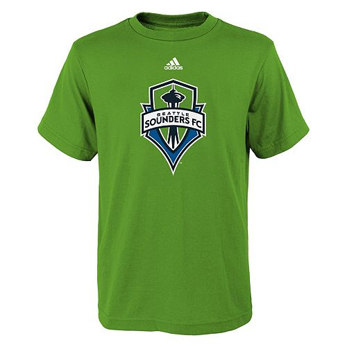 b3db01bb0c Boy s 8-20 adidas Seattle Sounders Logo Tee