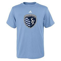 Boy's 8-20 adidas Sporting Kansas City Logo Tee