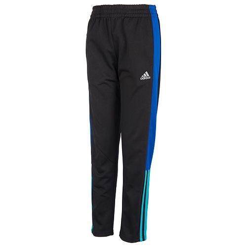 Boys 4-7x adidas climalite Colorblock Tricot Pants