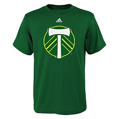 Boy's 8-20 adidas Portland Timbers Logo Tee