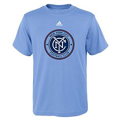 Boy's 8-20 adidas New York City FC Logo Tee