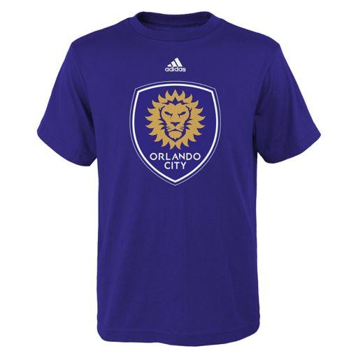 Boy's 8-20 adidas Orlando City SC Logo Tee