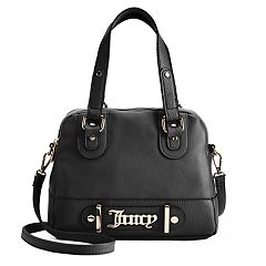 Juicy Couture Loudspeaker Satchel