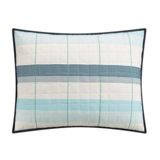 IZOD Radford Stripe Quilt Set