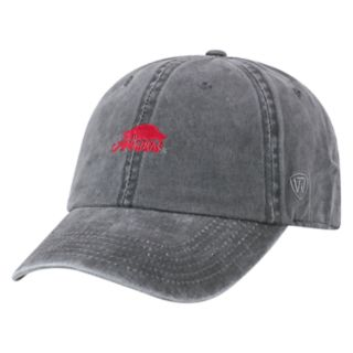 Adult Top of the World Arkansas Razorbacks Local Adjustable Cap