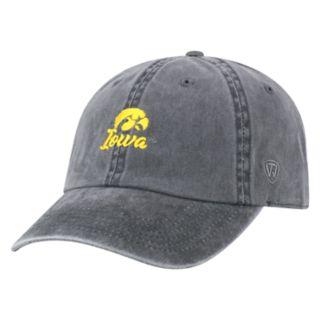 Adult Top of the World Iowa Hawkeyes Local Adjustable Cap