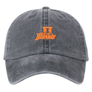 Adult Top of the World Illinois Fighting Illini Local Adjustable Cap