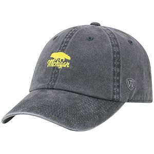 Adult Top of the World Michigan Wolverines Local Adjustable Cap