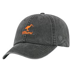9ced728479caf Adult Top of the World Miami Hurricanes Local Adjustable Cap