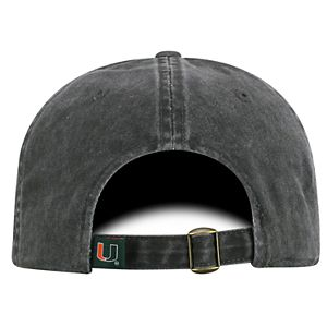 Adult Top of the World Miami Hurricanes Local Adjustable Cap