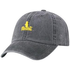 Adult Top of the World Minnesota Golden Gophers Local Adjustable Cap