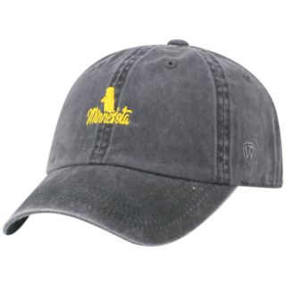 Adult Top of the World Minnesota Golden Gophers Local Adjustable Cap