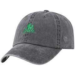 Adult Top of the World Notre Dame Fighting Irish Local Adjustable Cap