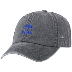 Adult Top of the World Nevada Wolf Pack Local Adjustable Cap