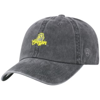 Adult Top of the World Oregon Ducks Local Adjustable Cap