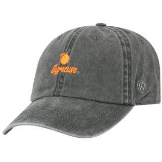 Adult Top of the World Syracuse OrangeLocal Washed Cap
