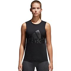 Women's adidas Essential Solid Graphic Tank