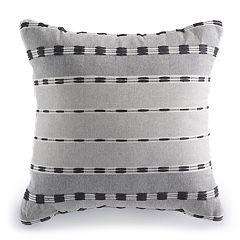 SONOMA Goods for Life™ Woven Stripe Throw pIllow