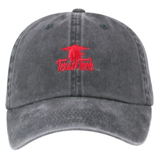 Adult Top of the World Texas Tech Red Raiders Local Adjustable Cap