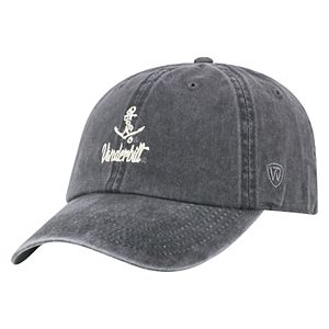 Adult Top of the World Vanderbilt Commodores Local Adjustable Cap