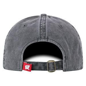Adult Top of the World Wisconsin Badgers Local Adjustable Cap