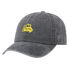 ca6432302ce Adult Top of the World Wyoming Cowboys Local Adjustable Cap
