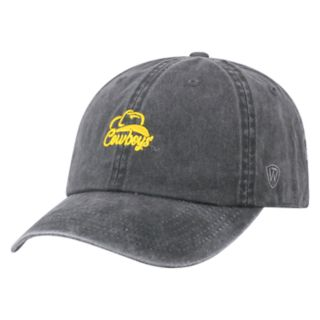 Adult Top of the World Wyoming Cowboys Local Adjustable Cap