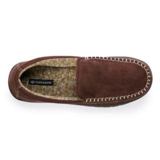 Men's Dockers Core Microsuede Venetian Moccasin Slippers