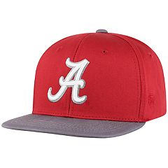 Youth Top of the World Alabama Crimson Tide Maverick Adjustable Cap