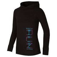 Girls 7-16 New Balance Hooded Performance Top