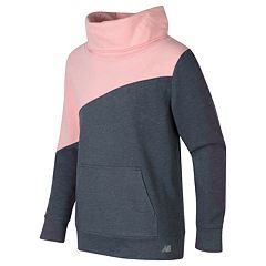 Girls 7-16 New Balance Funnelneck Pullover