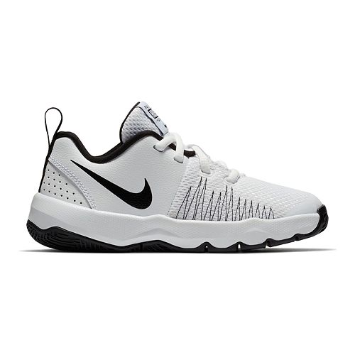 sale retailer 43c06 d3f58 Nike Team Hustle Quick Grade School Boys  Basketball Shoes