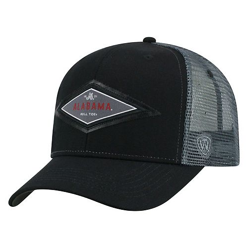 Adult Top of the World Alabama Crimson Tide Ridge Cap