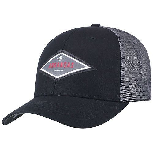 Adult Top of the World Arkansas Razorbacks Oak Ridge Cap