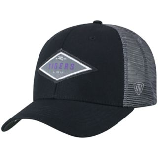 Adult Top of the World LSU Tigers Oak Ridge Cap