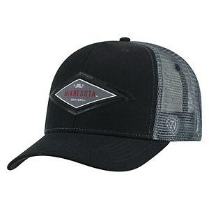 Adult Top of the World Minnesota Golden Gophers Ridge Cap