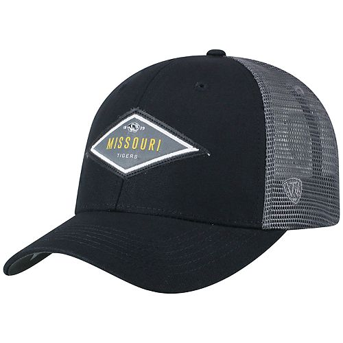 Adult Top of the World Missouri Tigers Oak Ridge Cap