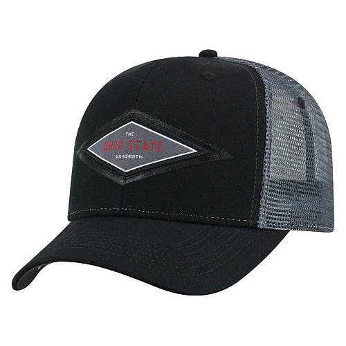 Adult Top of the World Ohio State Buckeyes Ridge Cap