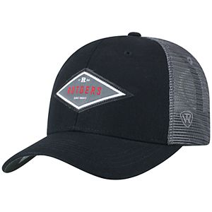 Adult Top of the World Rutgers Scarlet Knights Oak Ridge Cap