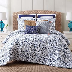 Indienne Paisley Comforter Set