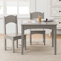 Linon Sophie Kids Table & Chair 3-piece Set