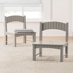 Linon Henry Kids Chair 2-piece Set