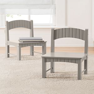 Linon Henry Kids Chair 2-piece Set
