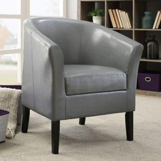 Linon Sadie Club Chair