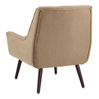 Linon Tiffany Retro Tufted Accent Chair
