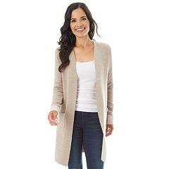 Women's Apt. 9® Long Cardigan