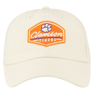 Adult Top of the World Clemson Tigers Onward Cap