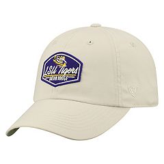 Adult Top of the Wold LSU Tigers Onward Cap