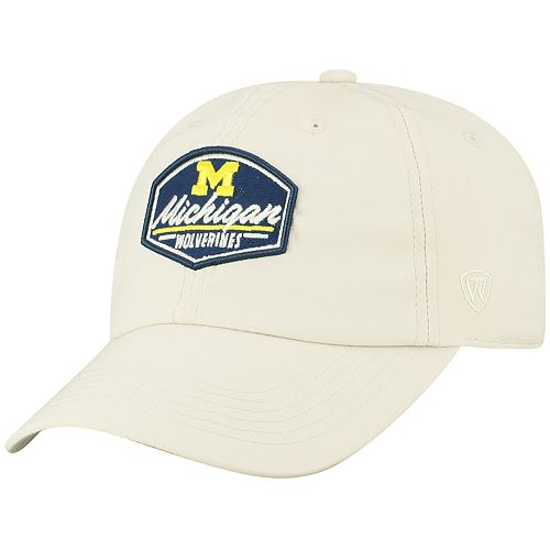Adult Top of the World Michigan Wolverines Onward Cap